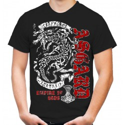 "T-Shirt ""Asgard - Empire of Gods"" (Frontdruck)"