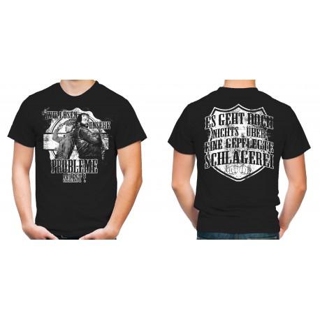 Bud u. Terence Problemlöser T-Shirt